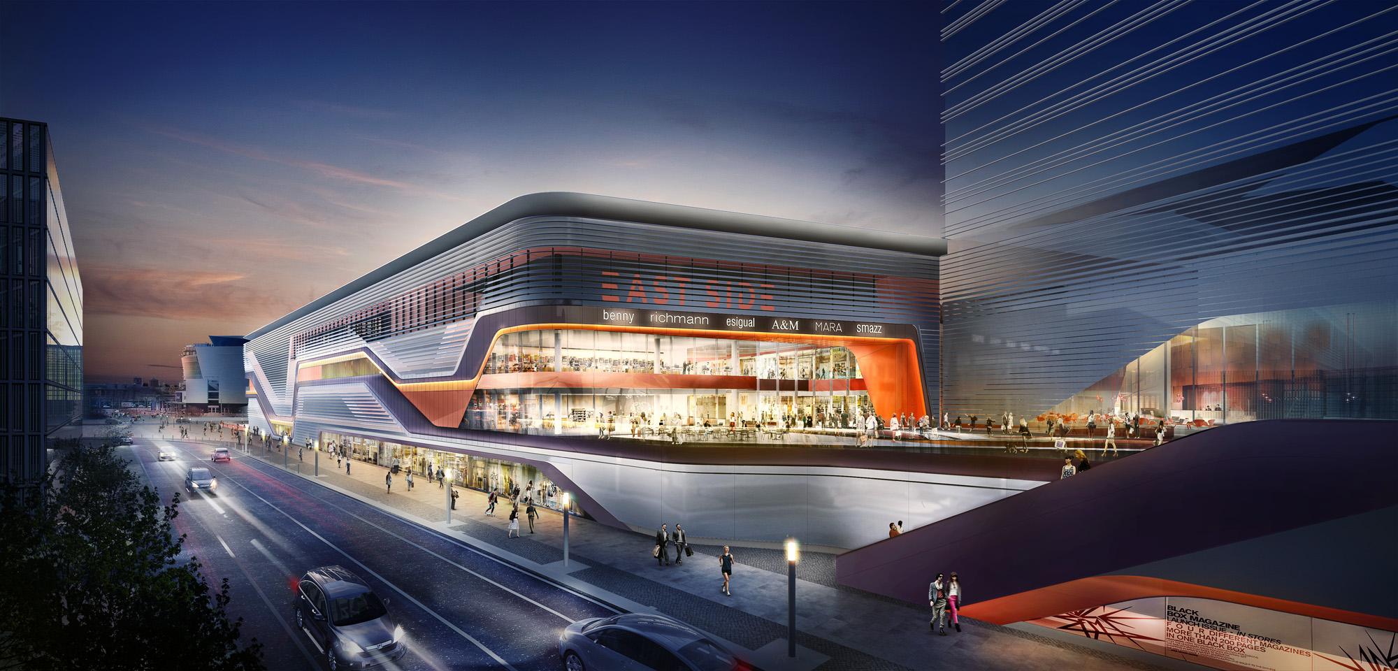 Berlin Mercedes Benz Arena Hotels